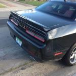 While new, the 2015 Dodge Challenger has an overall retro look.