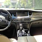 The 2014 Hyundai Equus has a revised interior.