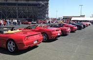 Ferrari rules (what else?) at Ferrari Challenge at Sonoma Raceway