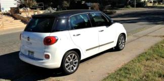 The 2014 Fiat 500L is a new style for the Italian automaker.