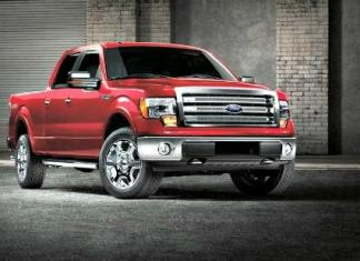 The 2014 Ford F-159 will be available in a natural gas edition.