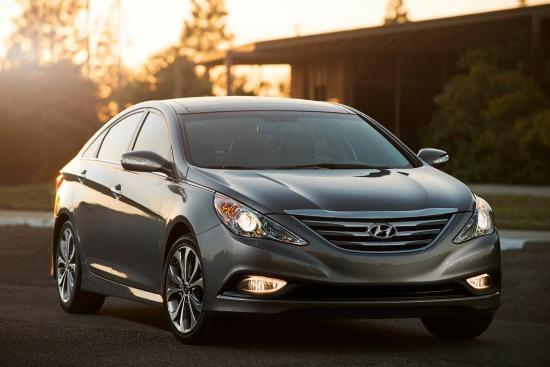The vastly enhanced 2014 Hyundai Sonata.