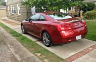 2014 Infiniti Q60: Power, comfort, hefty price