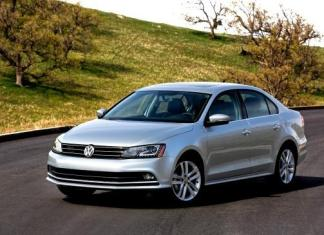 The 2015 Volkswagen Jetta has been completely redesigned.