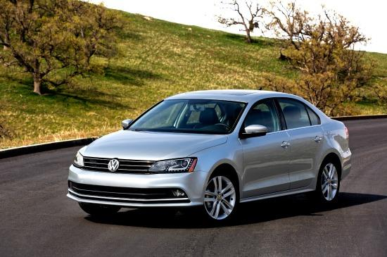 The 2015 Volkswagen Jetta has been completely redesigned.