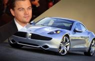 Leonardo DiCaprio: green car, issue advocate chided