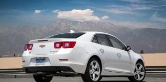The 2016 Chevrolet Malibu is among three finalists for 2016 Car of the year.