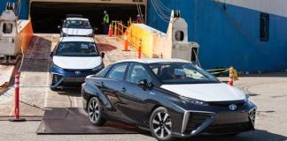 Potential buyers of the hydrogen fuel Toyota Mirai can visit the car's new information portal July 20.