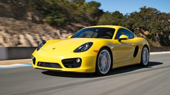 The 2014 Porsche Cayenne s is faster than last year's offering.
