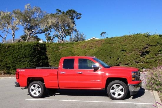 The 2015 Chevrolet Silverado is a rugged, versatile full-sized pick-up truck.