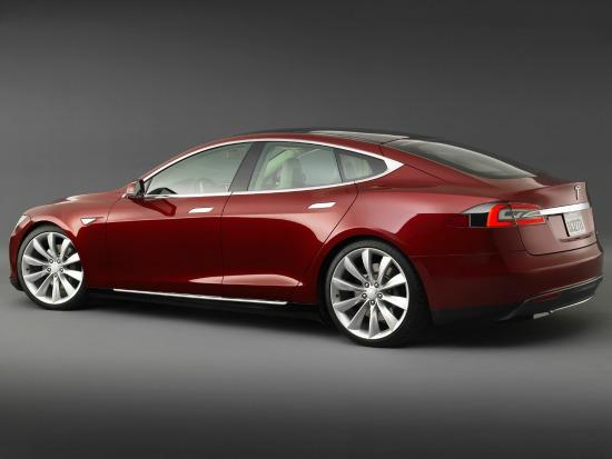Elon Musk will drive the Tesla Model S across the U.S. with his five sons.