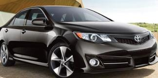 The Toyota Camry represent one of the carmaker's offerings that make the brand the most reliable.