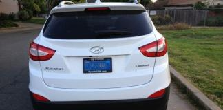 The 2016 Hyundai Tucson is resigned.