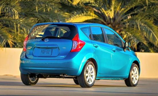The cheapest cart in the United States is the  2014 Nissan Verse
