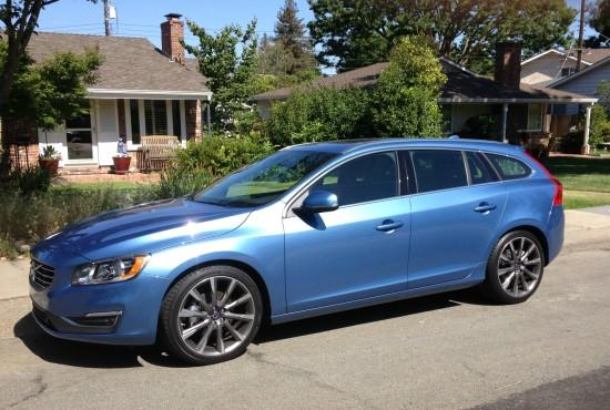 The 2015 Volvo V60 T5 is a new car in the United States.