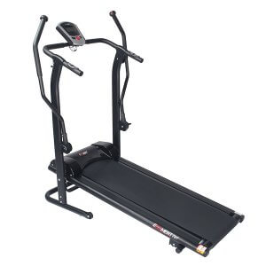 Manual Magnetic Treadmill for Running & Walking