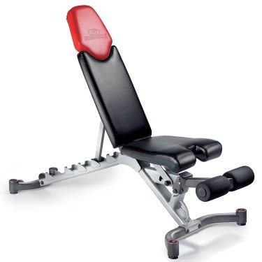 Review of Bowflex SelectTech 5.1 - Best Adjustable Weight Bench