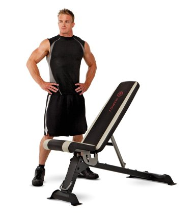 Review of Marcy SB-670 Utility Bench
