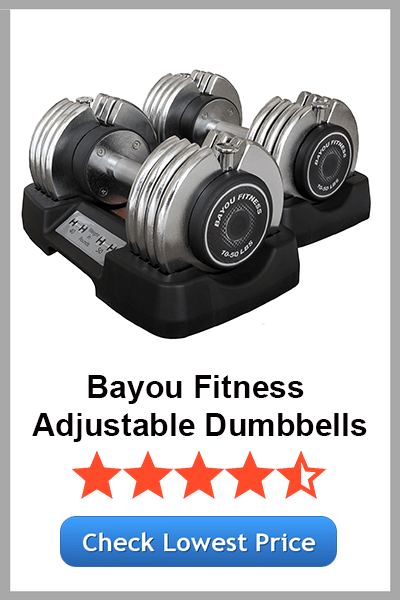 Bayou Fitness 5-50 Review
