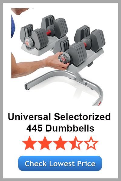Universal Selectorized 445