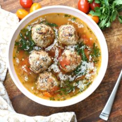 Italian Wedding Soup – My Way.