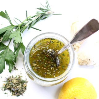 Herbes de Provence Marinade and Dressing.