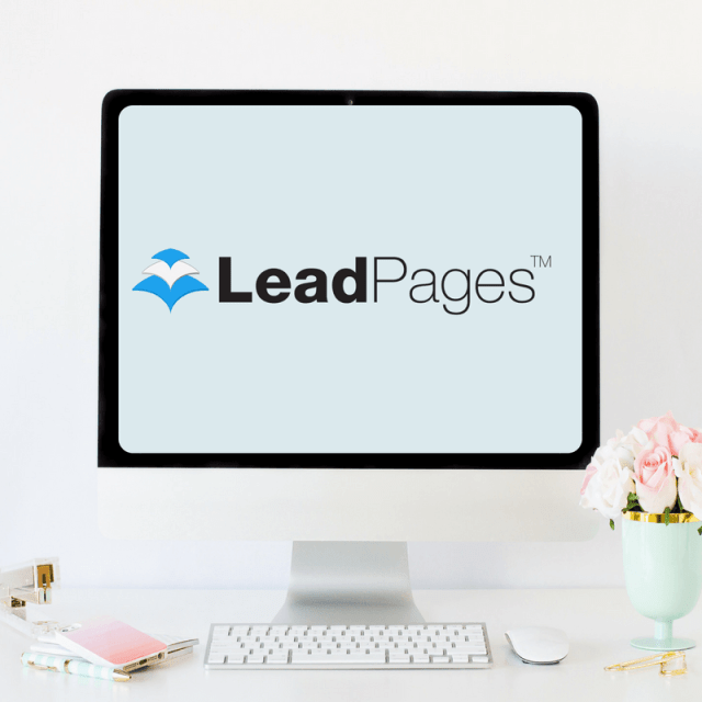 LeadPages for women wellness entrepreneurs