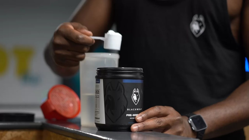 Blackwolf pre workout review