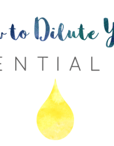 also how to dilute your young living essential oils with  carrier oil rh thewelloiledlife
