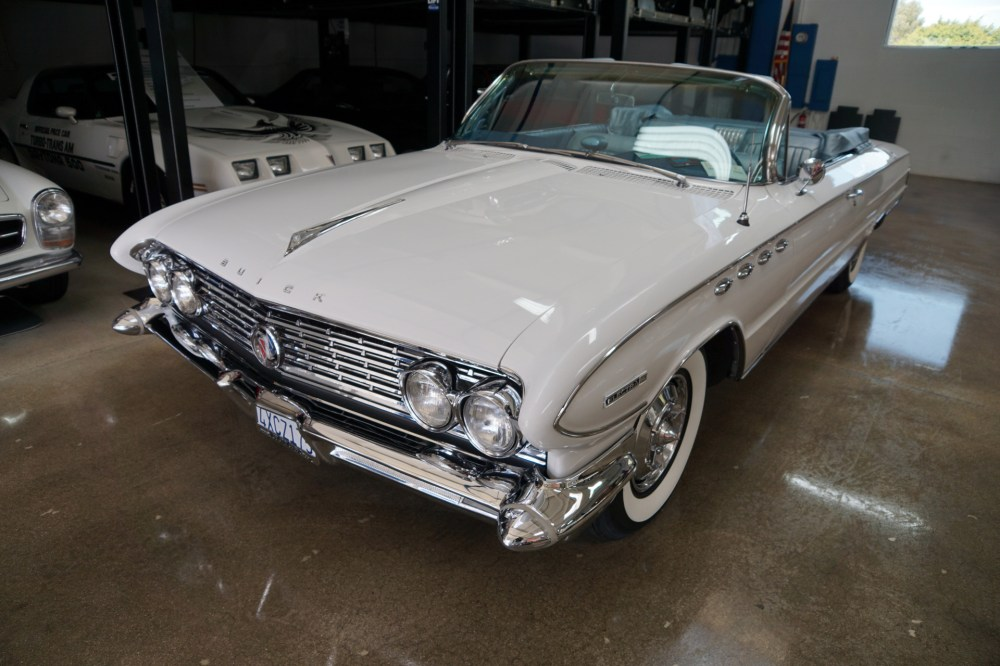 medium resolution of used 1961 buick electra 225 convertible torrance ca