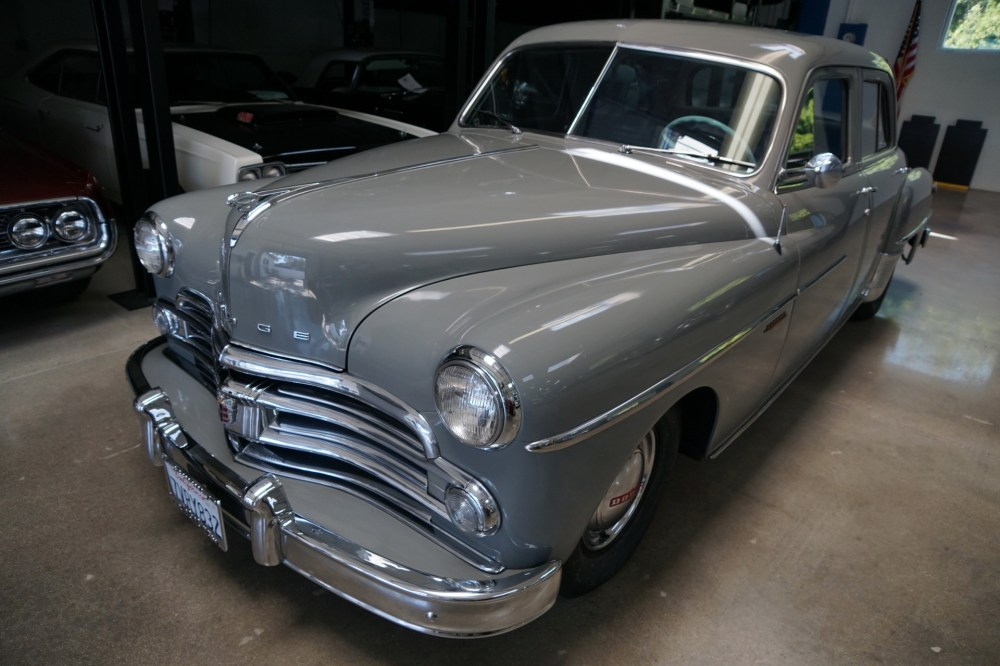 medium resolution of 1950 dodge d34 coronet town sedan stock 385 for sale near torranceused 1950 dodge d34 coronet