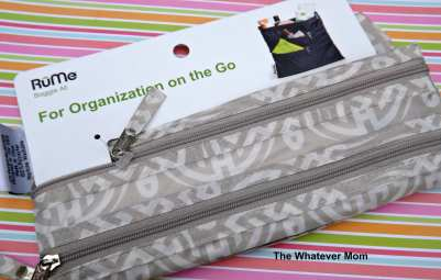 Organize everything in your bag!