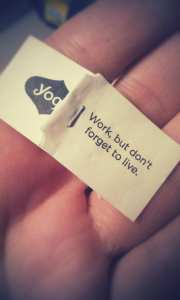 Tea time yogi