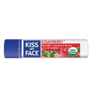 Kiss My Face Lip Balm