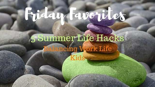 5 Life Hacksfor Balance