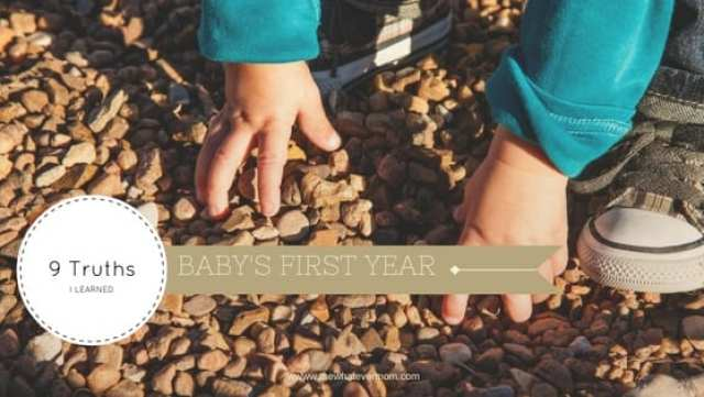 9 Truths I Learned My Daughter's First Year