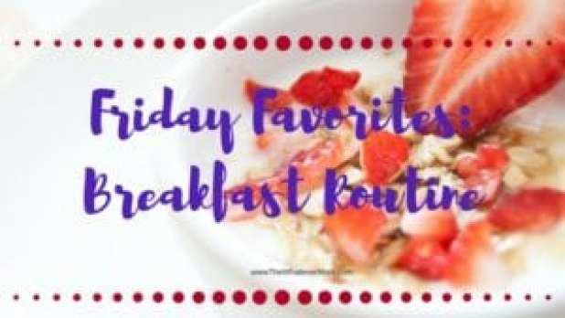 Breakfast Just Got Easier