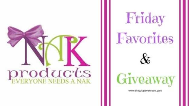 Friday Favorites{Giveaway}
