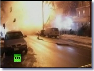 gas main explosion 300x228 Hurricane Sandy Destroys Republican Ideology