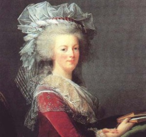 marie antoinette 300x281 Abortion Myth Direction. Playing the Pro Life Movement for Political Gain.