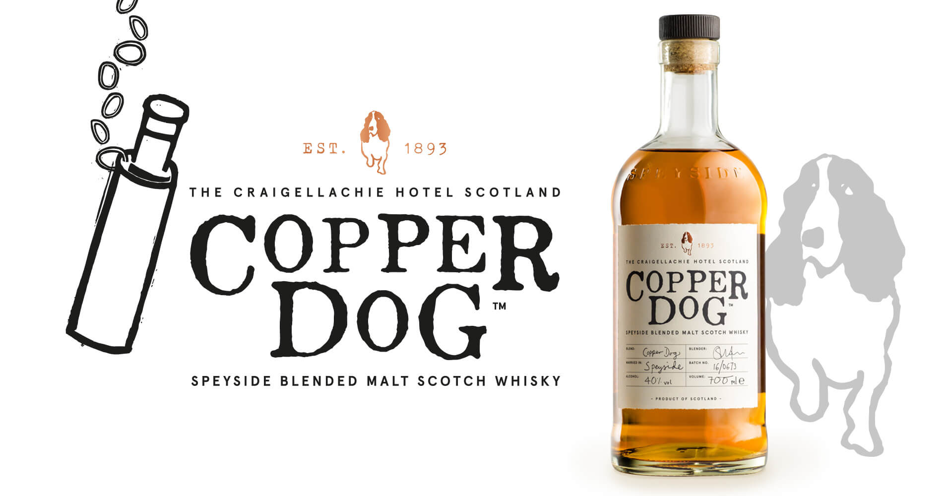 Copper Dog The Whisky Exchange