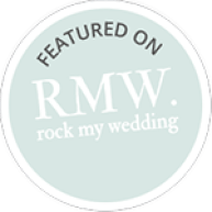 rock my wedding featured on wedding blog katie keen independent wedding celebrant true blue ceremonies