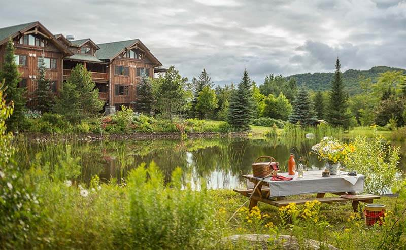 Whiteface Lodge  Photos of the Lodge  Lake Placid NY