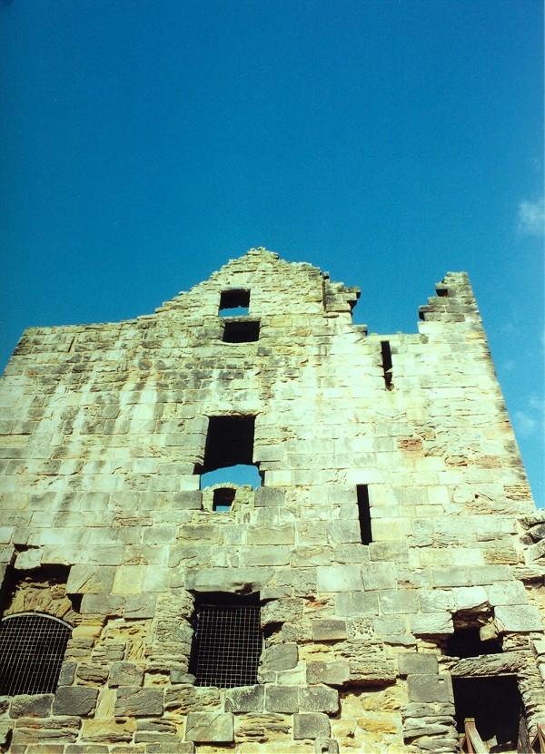 Gallery Ravenscraig Castle Historic Sites The White