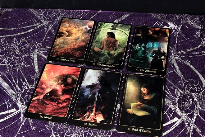 The Chronicles Of Destiny Fortune Cards Spring Equinox