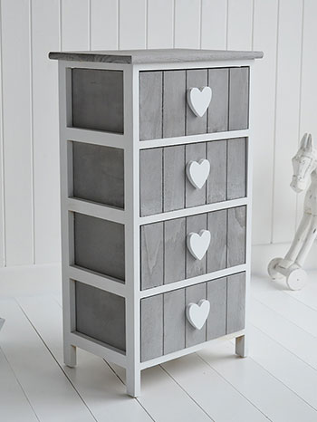 side tables living room uk white corner tv units for grey and furniture - heart cottage drawers