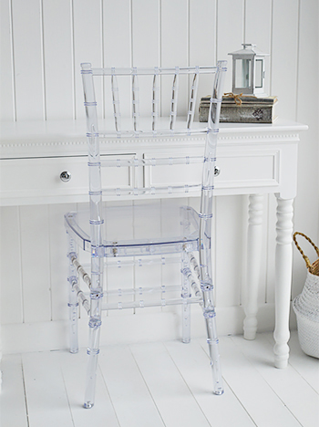 bedroom chairs ireland grey parson chair slipcovers clear dressing table from the white lighthouse furniture