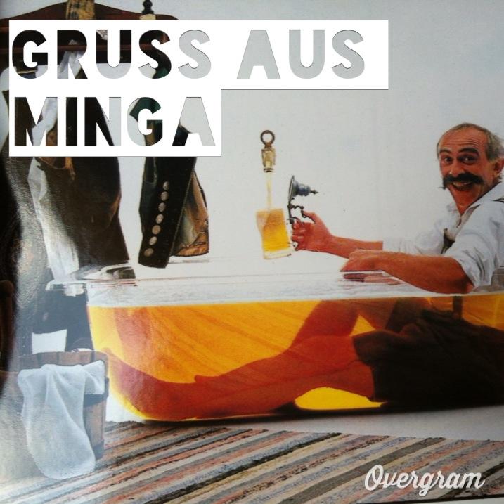Nadine´s Mini-München-Tour