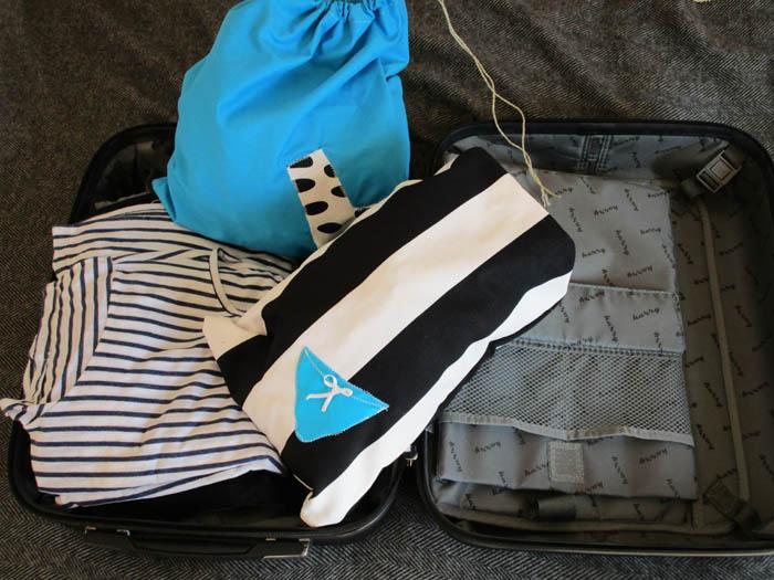 Gepäcksäckchen