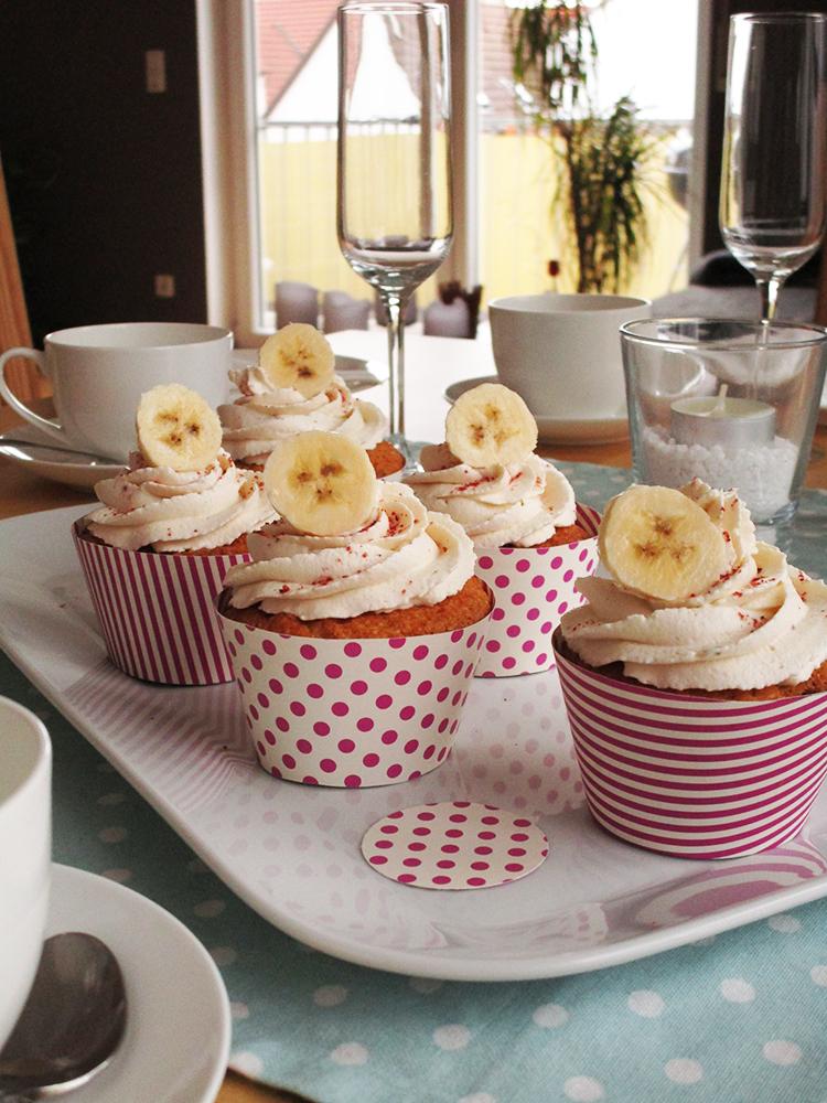 Cupcake Förmchen wie ich sie will!